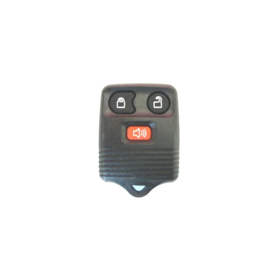 2007 2010 Ford Edge Universal Keyless Entry Remote Fob Clicker With Do It Yourself Programming and Discount Keyless Guide