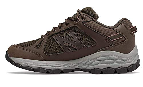 Walking 5 Shoe Chocolate Brown grey Balance New 10 1350 Women's xqIg1Z1T