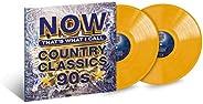 NOW Country Classics '90s [2 LP] [Opaque Yel