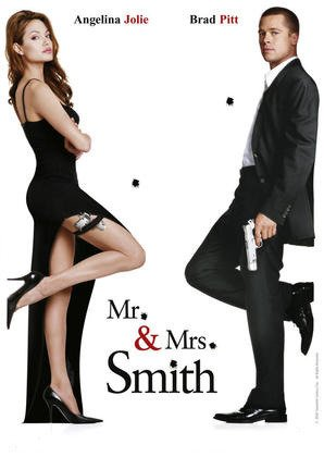 Mr. & Mrs. Smith Film