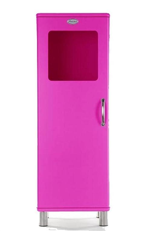 Vitrine / Schrank Malibu 5111 in pink von Tenzo: Amazon.de: Küche ...