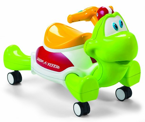 Radio Flyer Turbo Turtle (Radio Toy Flyer Box)