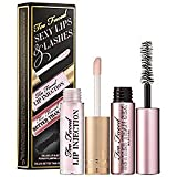Too Faced Sexy Lips & Lashes Limited Edition Deluxe Lip Injenction & Better Than Sex Mascara