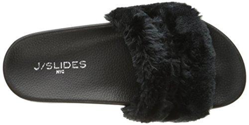 Black Slides Sneaker Fashion Samantha Women J 1qwaxa