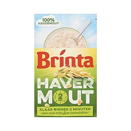 Harina de avena | Brinta | Desayuno de grano entero | Peso ...