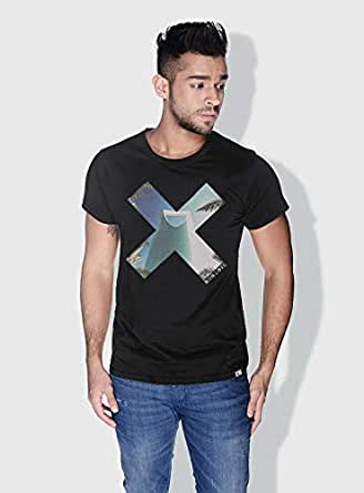 Creo Riyadh X City Love T-Shirts For Men - L, Black