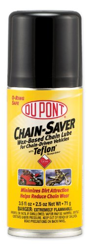 DuPont Teflon Chain Saver Dry Self Cleaning Lubricant, 3.5-Ounce ()