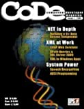 img - for CODE Magazine - 2001 - Issue 1 (Ad-Free!) book / textbook / text book