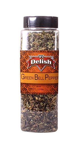 Dried Green Peppers Its Delish product image
