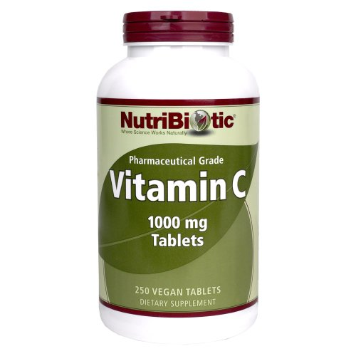 Nutribiotic Vitamin Tabs 1000 Count product image