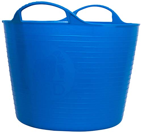 Tubtrugs Small 10 Tub, 3.5 gallon, Blue -