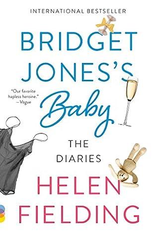 book cover of Bridget Jones\'s Baby