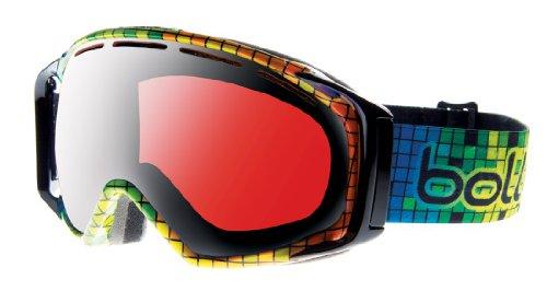 Diagonal Noir Gravity Bollé Rouge Masque Modulator SXEX7Uz