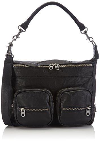 Liebeskind Berlin Ania Top Handle Bag, Black, One Size