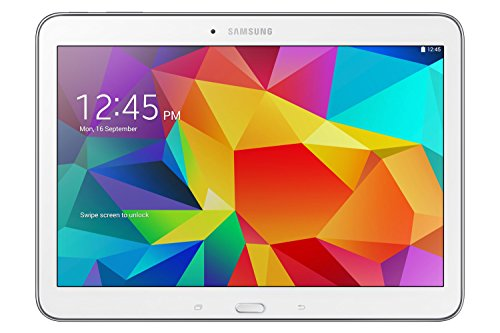 Samsung Galaxy Tab 4 10.1 SM-T530 Android 4.4 16GB WiFi Tablet (WHITE) by Samsung