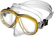 RX Promate Snorkeling Purge Mask with Prescription Lens Available for Snorkel Scuba Dive