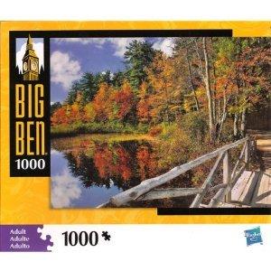 Big Ben 1000 Piece Puzzle Tamworth, New Hampshire, - Pictures Tamworth