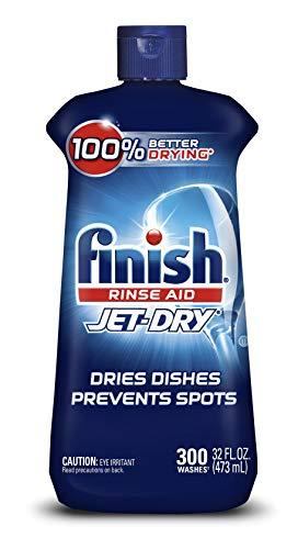 Finish JetDry Rinse Agent