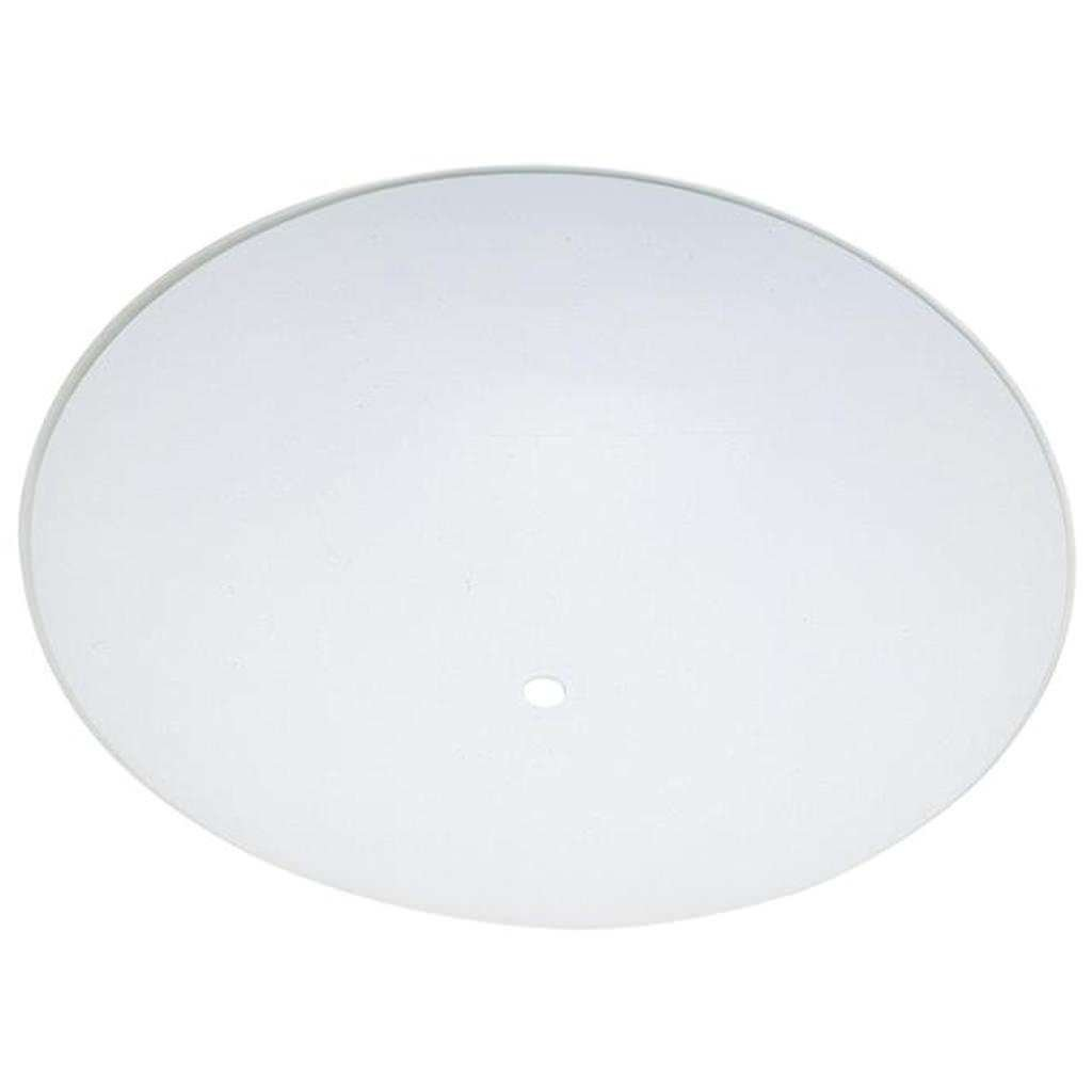 Westinghouse Lighting  81819 Corp 13-Inch Round Glass Diffuser