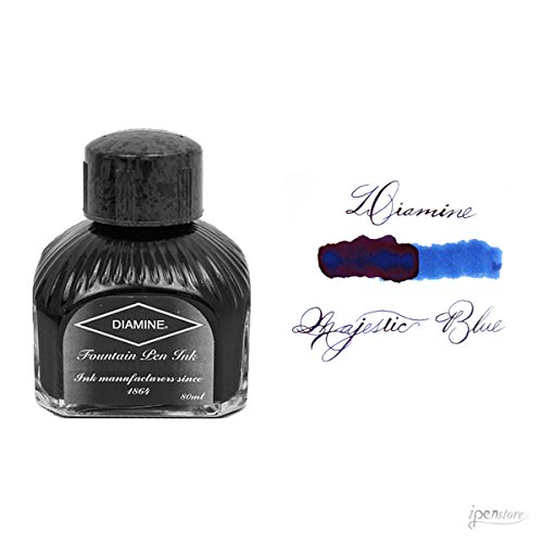 Diamine Ink Bottle Majestic Blue