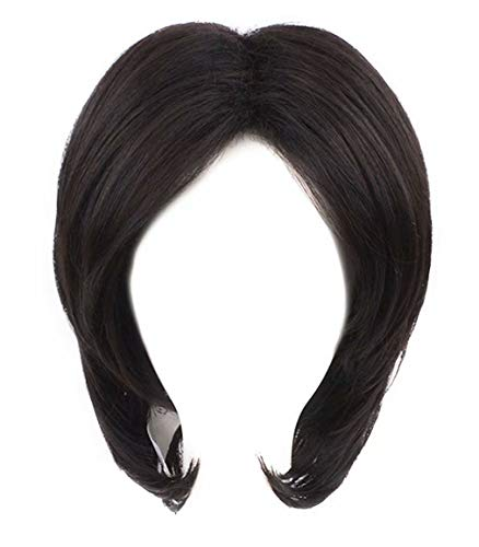 Adult Professor Severus Snape Cosplay Wigs Halloween Costumes