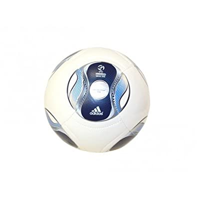 adidas Euro U21 Mini - Mini balón fútbol, Blanco (Blanco), T1 ...