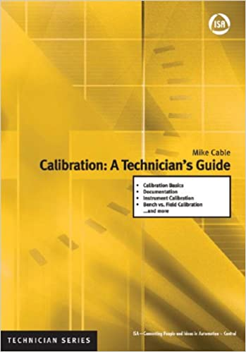 Buy calibration a technicians guide isa technician book online at buy calibration a technicians guide isa technician book online at low prices in india calibration a technicians guide isa technician reviews fandeluxe Choice Image