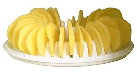 Microondas libre de grasa patatas Chip eléctrica casa para hornear ...
