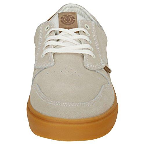 C3 Topaz Uomo Bianco Basse Sneaker Sporco Element PzwpqHp