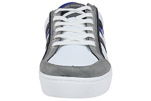 LE COQ Sportiv Eloi Low Lace SR Men Sneakerr white leather Mehrfarbig