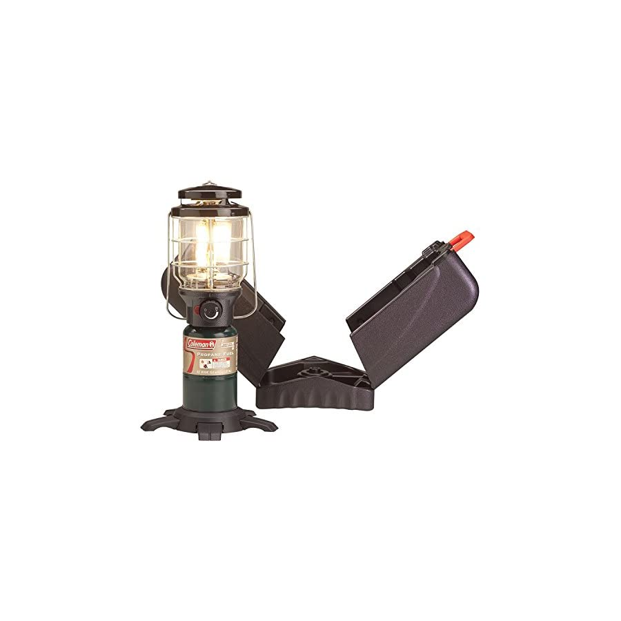 Coleman Northstar Propane Lantern with Case (4, Lanterns)