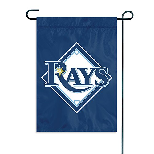 Tampa Bay Rays Window - Party Animal MLB Tampa Bay Rays Garden Flag