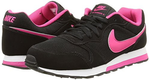 Da Runner Bambine Nero Scarpe Ginnastica Md gs Pink 2 006 vivid E Ragazze Nike white black 5S0wXqn