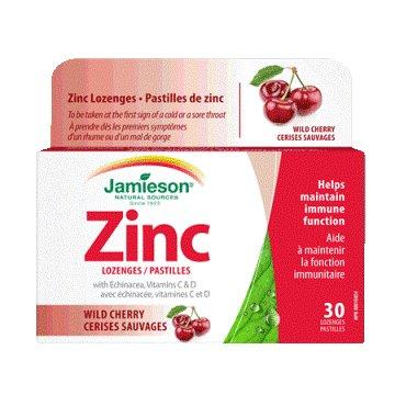 Zinc Lozenge Cherry Vitamins - 3