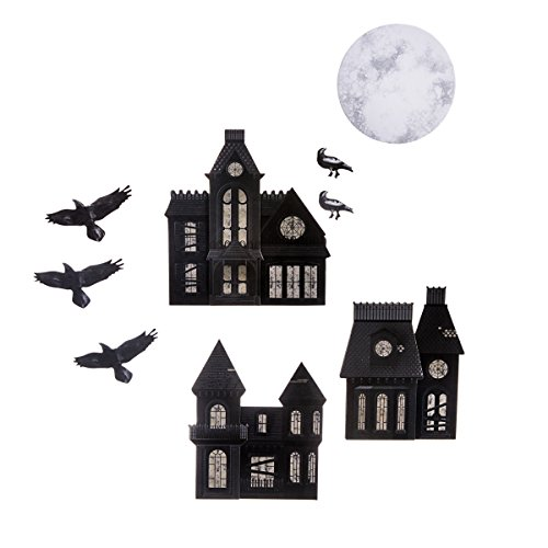 Martha Stewart Chipboard Haunted House Die Cuts Only $1.40 (Was $4.99)