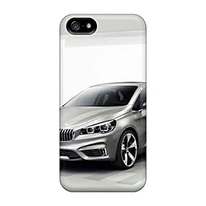 High-end Cases Covers Protector For Iphone 5/5s(bmw Active Tourer Concept Auto Hd)