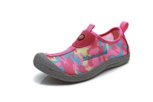 XIANGGUAN ネットの表面の恋人たちの靴、ウォーキングシューズ、靴の砂のビーチ ウェーディングシューズ