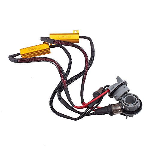 Led Tail Light Capacitor