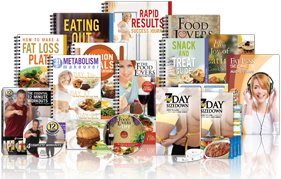 Amazon food lovers fat loss system 21 day metabolism food lovers fat loss system 21 day metabolism makeover guide cds weight loss forumfinder Gallery