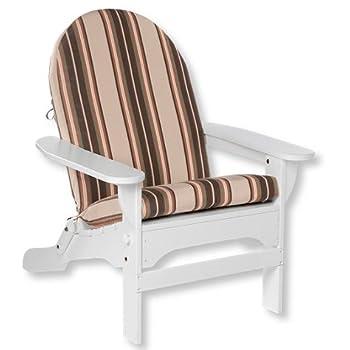 Amazon Com Teakstation Sunbrella Fabric Seat Amp Back