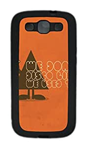 Samsung Galaxy S3 I9300 Cases & Covers -We Do not Disco Funny Custom TPU Soft Case Cover Protector forSamsung Galaxy S3 I9300¨CBlack