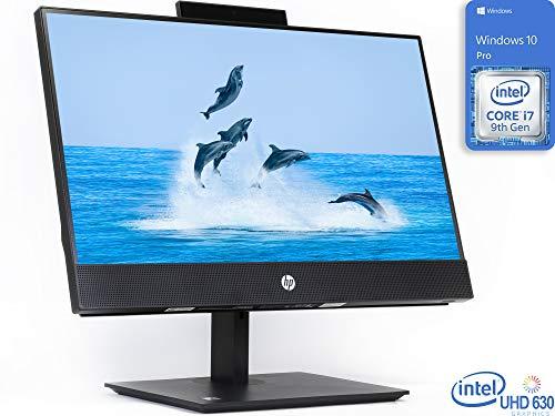 HP ProOne 600 G5 All-in-One, 21.5″ FHD Display, Intel Core i7-9700 Upto 4.7GHz, 32GB RAM, 1TB NVMe SSD, HDMI, DisplayPort, Wi-Fi, Bluetooth, Windows 10 Pro