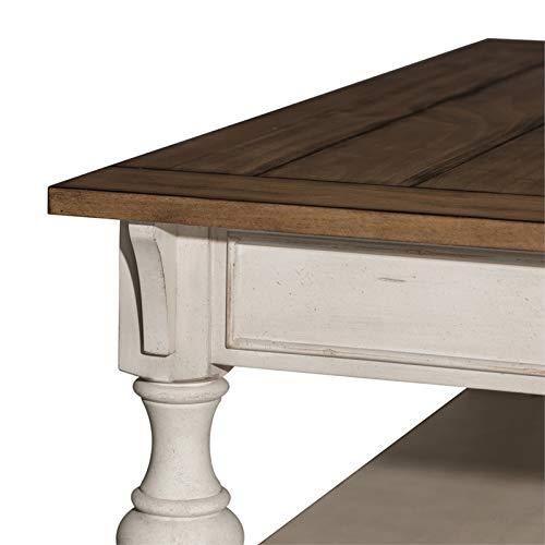 Surprising Amazon Com Liberty Furniture Morgan Cocktail Table Kitchen Alphanode Cool Chair Designs And Ideas Alphanodeonline