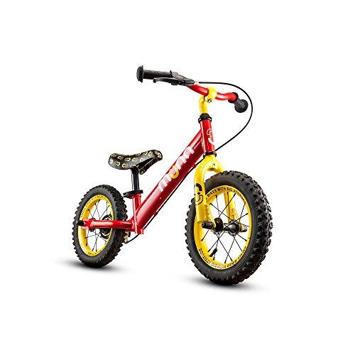 Muna Firetruck Balance Bicycle, 12″ Best Price