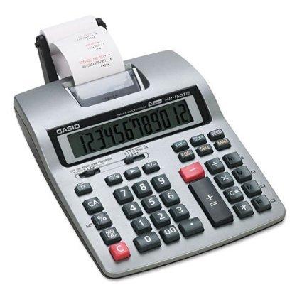 CSOHR150TM - HR-150TM Two-Color Printing Calculator by Casio