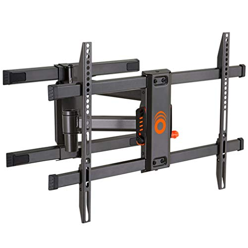 ECHOGEAR Full Motion Articulating TV Wall Mount Bracket for TVs Up to 78