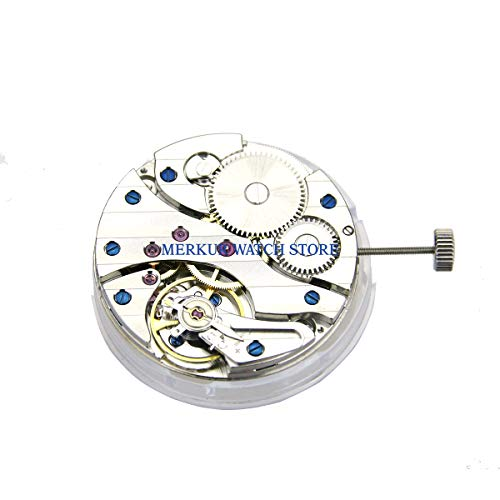 Genuine TianJin ST3600 Handwind Watch Movement from China Mens Watch Repair for ETA 6497 with swan Neck