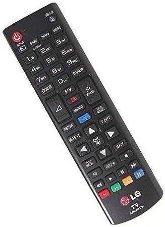 TV Mando a Distancia para LG AKB73975761=AKB73975729=akb73975711 para Todos los LG Smart TV 2012 – 2013 – 2014 – 2015: Amazon.es: Electrónica