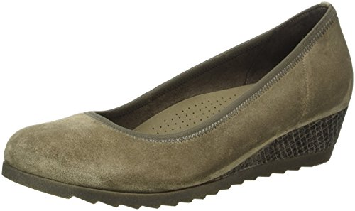 Wallaby Femme Epworth Shoes Fango Escarpins Gabor Gris qpRSwHHF
