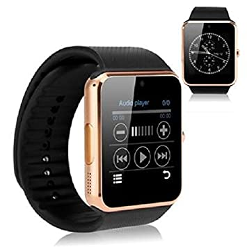 DROMATEC® SW08 Smartwatch Montre connectée GSM 2G Bluetooth SMS Appel Notification Facebook Tweeter Whatsapp wechat